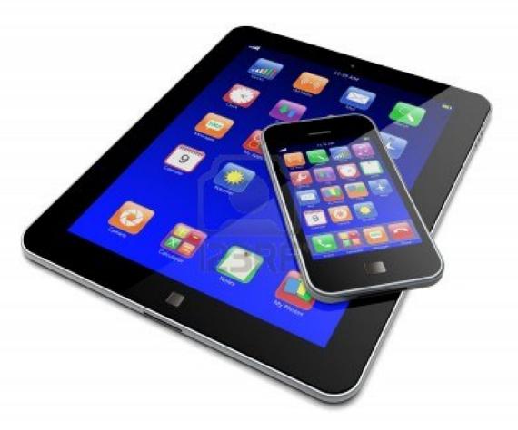 limpar tela de smartphone e tablet de marcas de gordura
