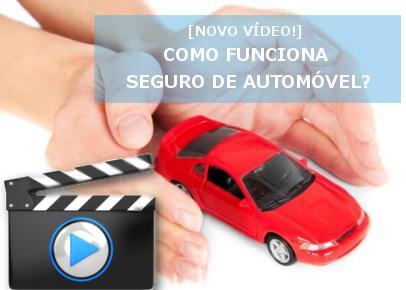 [Novo video] Como funciona seguro de carro