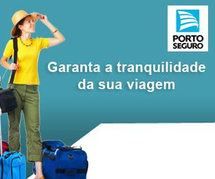 porto seguro - seguro viagem cotação